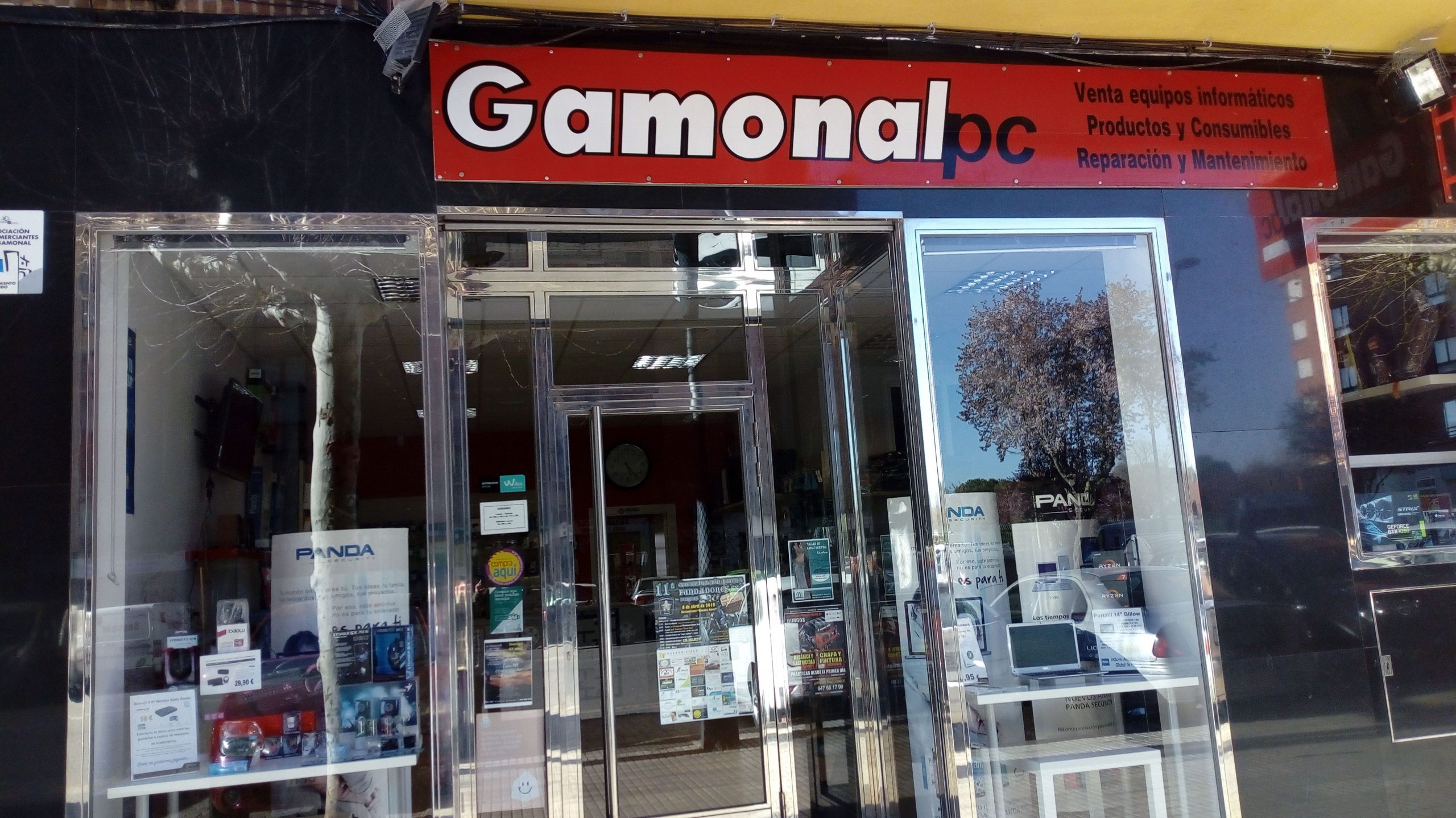 Gamonal PC Burgos Capital
